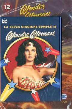 Copertina WONDER WOMAN '77 (DVD+Fumetto) n.12 - WONDER WOMAN '77, RW LION