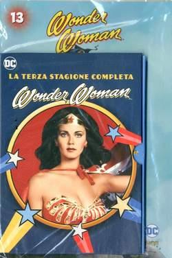 Copertina WONDER WOMAN '77 (DVD+Fumetto) n.13 - WONDER WOMAN '77, RW LION