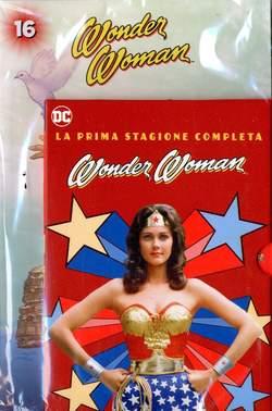 Copertina WONDER WOMAN '77 (DVD+Fumetto) n.16 - WONDER WOMAN '77, RW LION