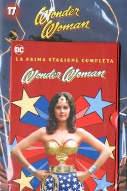 Copertina WONDER WOMAN '77 (DVD+Fumetto) n.17 - WONDER WOMAN '77, RW LION