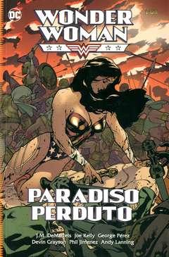 Copertina WONDER WOMAN PARADISO PERDUTO n. - PARADISO PERDUTO, RW LION