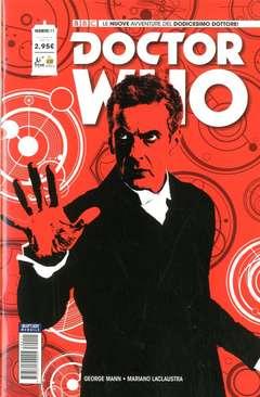 Copertina DOCTOR WHO n.11 - DOCTOR WHO, RW REAL WORLD