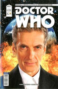 Copertina DOCTOR WHO n.13 - DOCTOR WHO, RW REAL WORLD