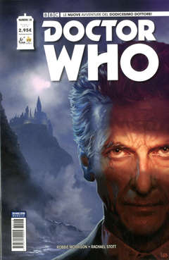 Copertina DOCTOR WHO n.18 - DOCTOR WHO, RW REAL WORLD