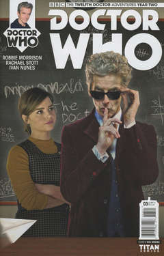 Copertina DOCTOR WHO n.19 - DOCTOR WHO, RW REAL WORLD