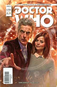 Copertina DOCTOR WHO n.20 - DOCTOR WHO, RW REAL WORLD