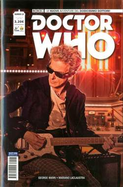 Copertina DOCTOR WHO n.22 - DOCTOR WHO, RW REAL WORLD