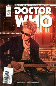 Copertina DOCTOR WHO n.23 - DOCTOR WHO, RW REAL WORLD