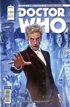 Copertina DOCTOR WHO n.24 - DOCTOR WHO, RW REAL WORLD