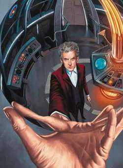 Copertina DOCTOR WHO n.26 - DOCTOR WHO, RW REAL WORLD