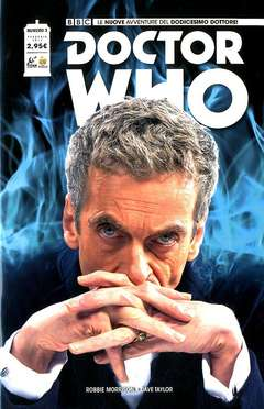 Copertina DOCTOR WHO n.3 - DOCTOR WHO, RW REAL WORLD
