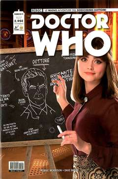 Copertina DOCTOR WHO n.5 - DOCTOR WHO, RW REAL WORLD