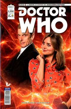 Copertina DOCTOR WHO n.7 - DOCTOR WHO, RW REAL WORLD