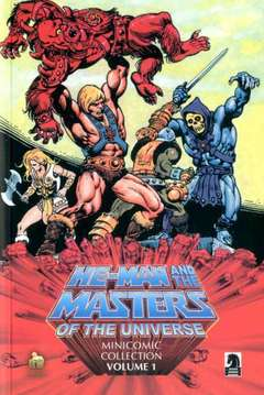 Copertina HE-MAN AND THE...MINICOMIC n.1 - HE-MAN AND THE MASTERS OF THE UNIVERSE MINICOMIC.., RW REAL WORLD