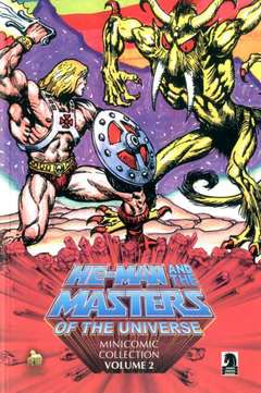Copertina HE-MAN AND THE...MINICOMIC n.2 - HE-MAN AND THE MASTERS OF THE UNIVERSE MINICOMIC.., RW REAL WORLD