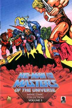 Copertina HE-MAN AND THE...MINICOMIC n.3 - HE-MAN AND THE MASTERS OF THE UNIVERSE MINICOMIC.., RW REAL WORLD