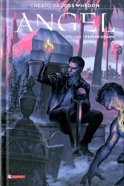 Copertina ANGEL #1 Variant Cover n. - ESSERE UMANO, SALDAPRESS