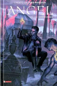 Copertina ANGEL Variant Cover n.1 - ESSERE UMANO, SALDAPRESS