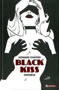 Copertina BLACK KISS OMNIBUS n. - BLACK KISS OMNIBUS, SALDAPRESS