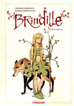 Copertina BRINDILLE Omnibus n. - BRINDILLE - Omnibus, SALDAPRESS