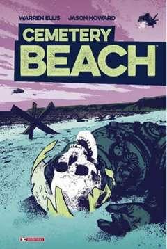Copertina CEMETERY BEACH n. - CEMETERY BEACH, SALDAPRESS