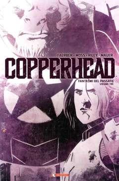 Copertina COPPERHEAD n.3 - COPPERHEAD, SALDAPRESS