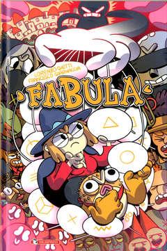 Copertina FABULA n. - FABULA, SALDAPRESS