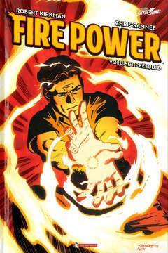 Copertina FIRE POWER #1 Variant n. - PRELUDIO, SALDAPRESS