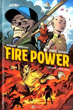 Copertina FIRE POWER n.1 - PRELUDIO, SALDAPRESS