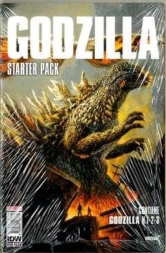 Copertina GODZILLA Starter Pack n. - GODZILLA NN. 1/3, SALDAPRESS