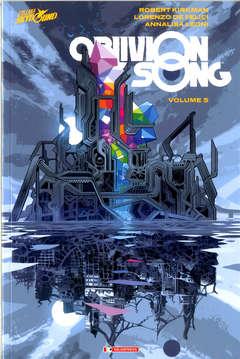 Copertina OBLIVION SONG n.5 - OBLIVION SONG, SALDAPRESS