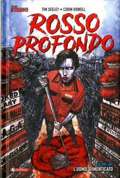 Copertina ROSSO PROFONDO n.1 - L'UOMO DIMENTICATO, SALDAPRESS
