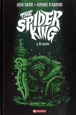 Copertina SPIDER KING n. - SPIDER KING, SALDAPRESS