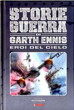 Copertina STORIE DI GUERRA GARTH ENNIS n.9 - EROI DEL CIELO, SALDAPRESS
