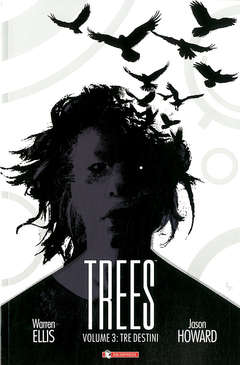 Copertina TREES A n.3 - TRE DESTINI, SALDAPRESS