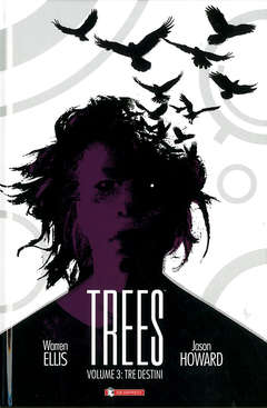 Copertina TREES Hardcover n.3 - TRE DESTINI, SALDAPRESS