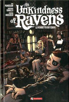 Copertina UNKINDNESS OF RAVEN n. - LA VENDETTA DEI CORVI, SALDAPRESS
