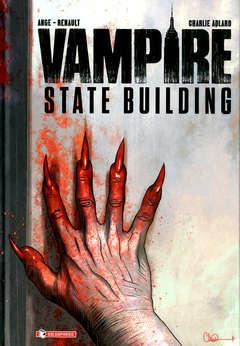 Copertina VAMPIRE STATE BUILDING n. - VAMPIRE STATE BUILDING, SALDAPRESS