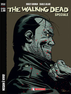 Copertina WALKING DEAD NEGAN E' VIVO n.1 - NEGAN E' VIVO, SALDAPRESS