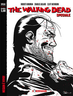 Copertina WALKING DEAD NEGAN E'VIVO 1 V. n. - NEGAN E' VIVO #1 - Variant Cover, SALDAPRESS