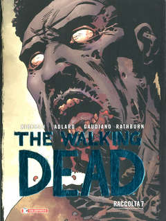 Copertina WALKING DEAD Raccolta (m8) n.7 - THE WALKING DEAD - Raccolta, SALDAPRESS