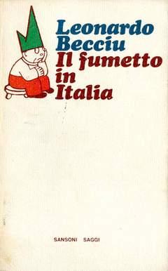 Copertina FUMETTO IN ITALIA n. - FUMETTO IN ITALIA, SANSONI EDITORE