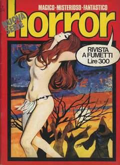 Copertina HORROR n.29 - HORROR                      29, SANSONI EDITORE
