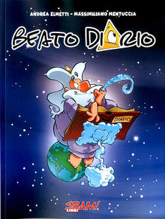 Copertina BEATO DIARIO n. - BEATO DIARIO, SBAM COMICS