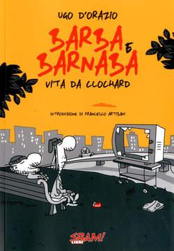 Copertina Sbam! Libri n. - Barba & Barnaba, SBAM COMICS