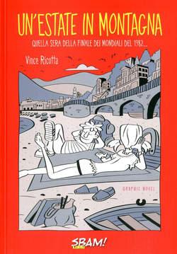 Copertina Sbam! Libri n. - Estate in montagna, SBAM COMICS