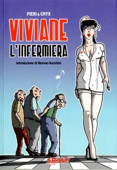 Copertina Sbam! Libri n. - VIVIANE L'INFERMIERA, SBAM COMICS