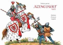 Copertina AZINCOURT 1415 n. - AZINCOURT 1415, SEGNI D'AUTORE