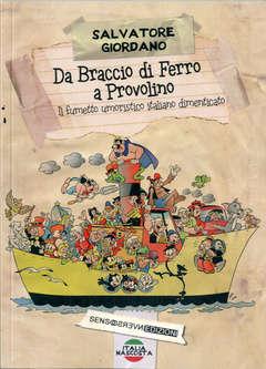 Copertina DA BRACCIO DI FERRO A... n. - IL FUMETTO UMORISTICO ITALIANO DIMENTICATO, SENSOINVERSO EDIZIONI