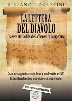 Copertina LETTERA DEL DIAVOLO n. - LA VERA STORIA DI ISABELLA TOMASI DI LAMPEDUSA, SENSOINVERSO EDIZIONI